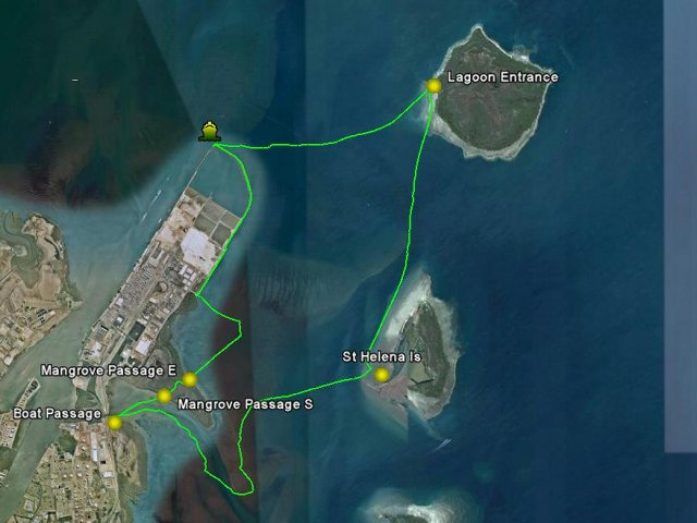 Green Island Moreton Bay Fishing