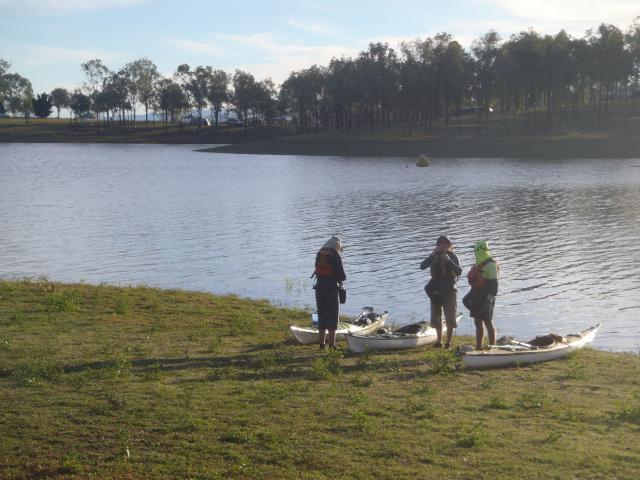 Wivenhoe Dam | SUSAN'S KAYAK DIARY