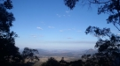 The Lookout from Cunninghams Gap